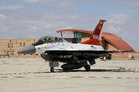 F-16D Edwards AFB 2010